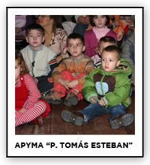 "APYMA ""P. Tom�s Esteban"""